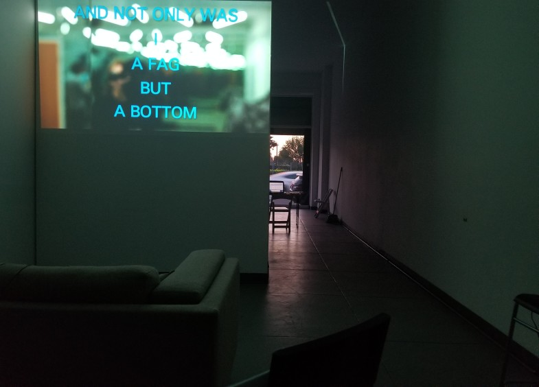 Installation View in Los Angeles
